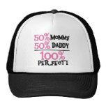 El 100% perfecto - camisetas y regalos rosados gorro de camionero