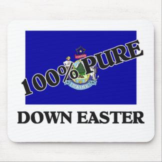 El 100 por ciento abajo Pascua Mouse Pad