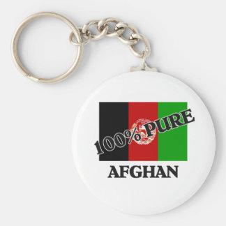 El 100 por ciento de AFGANO Llavero