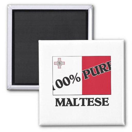 El 100 por ciento de MALTÉS Iman