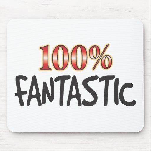 El 100 por ciento fantástico tapetes de ratones