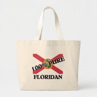 El 100 por ciento Floridan Bolsas