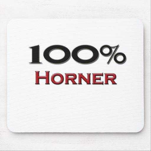 El 100 por ciento Horner Tapete De Ratones