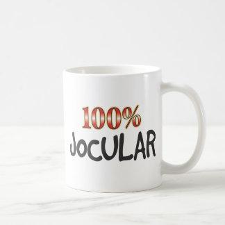El 100 por ciento jocoso taza clásica
