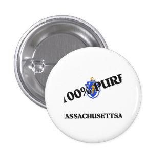 El 100 por ciento Massachusettsan Pin