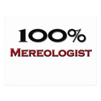 El 100 por ciento Mereologist Postal