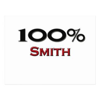 El 100 por ciento Smith Tarjetas Postales