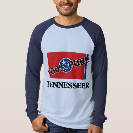 El 100 por ciento Tennesseer Camisas