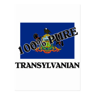 El 100 por ciento Transylvanian Postal