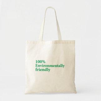 El 100% respetuoso del medio ambiente bolsa tela barata