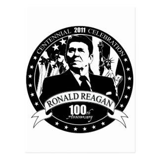 El 100o aniversario de Reagan Postal