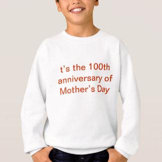 el 100o DayT-camisetas de las de-Madres del Sudadera