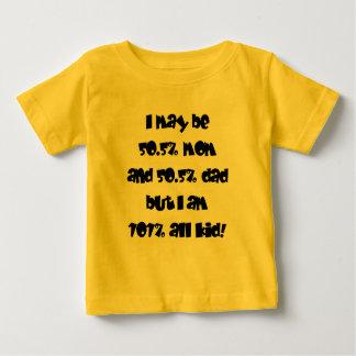 El 101% todo el niño playera para bebé