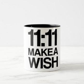 El 11:11 HACE una taza del DESEO