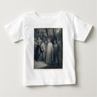 El 14:45 de la marca del beso de Judas de Gustave Tshirts