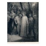 El 14:45 de la marca del beso de Judas de Gustave  Tarjetas Postales
