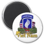 el 173o rvn de Vietnam vc de la brigada aerotransp Imanes De Nevera