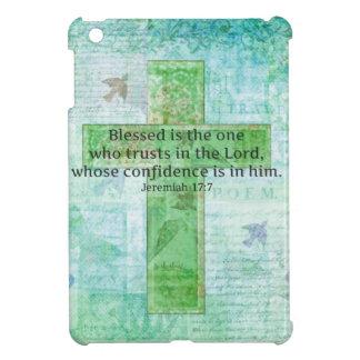 El 17:7 Blessed de Jeremiah es la cruz del verso d