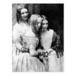 El ~ 1845 de Srtas. Binny y de Monroe Postal