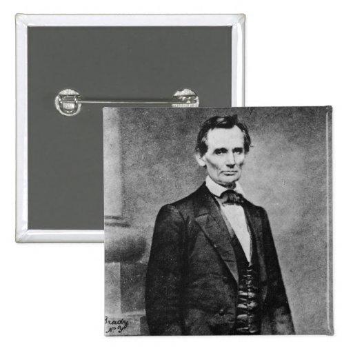 El ~ 1860 del retrato de la unión del tonelero de  pin