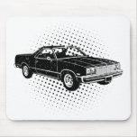 EL 1977 de Chevrolet Camino Alfombrillas De Raton