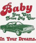 EL 1977 de Chevrolet Camino Camisetas