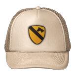 el 1r cav del aire de la división de la caballería gorra