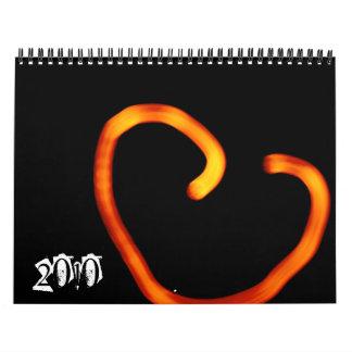 El 2010 calendario