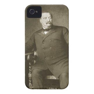 El 22do y el 24to presidente de Grover Cleveland iPhone 4 Coberturas