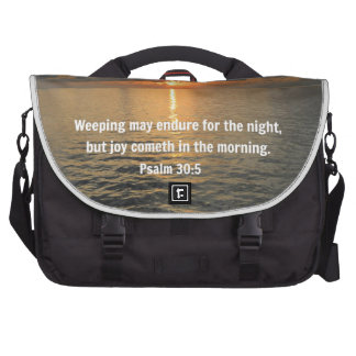 El 30 5 del salmo que llora puede aguantar por una bolsa de ordenador