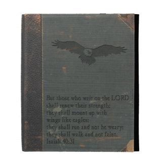 El 40:31 de Isaías con las alas tiene gusto de ver