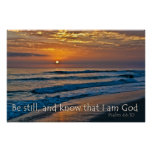 El 46:10 del salmo todavía esté y sabe que soy pos impresiones