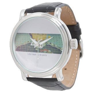 El 46.o (reloj de Gaddafi) Reloj