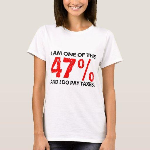 El 47 por ciento playera