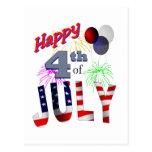 El 4 de julio, día de independencia