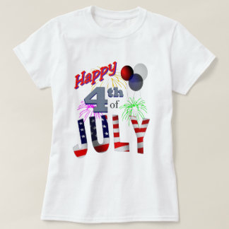 El 4 de julio, día de independencia polera