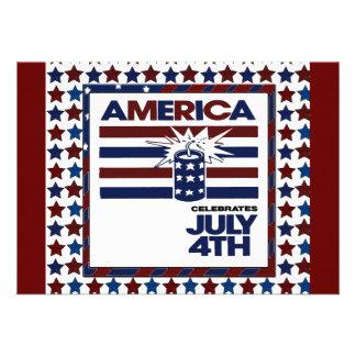 el 4 de julio anuncios