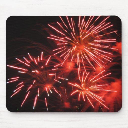 el 4 de julio mouse pad