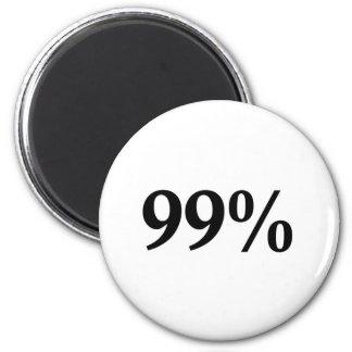 El 99% imanes