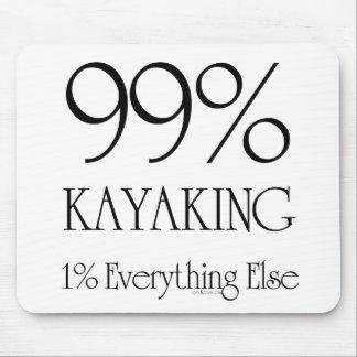 El 99% Kayaking Alfombrilla De Ratón