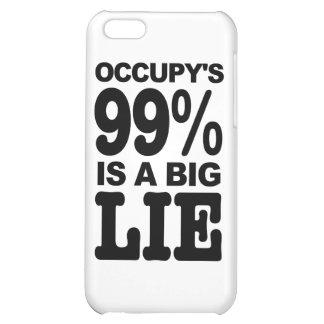El 99 Occupy s es una mentira grande
