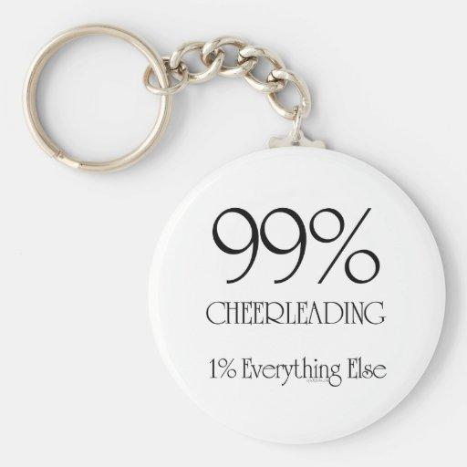 El 99% que anima llaveros