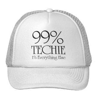 El 99% Techie Gorra