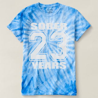 El AA calma 23 años de camiseta de RecoverNow