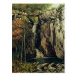 El abismo en las conchas, 1864 tarjeta postal