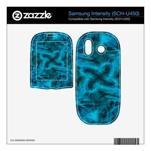 El abismo frío samsung intensity II skin