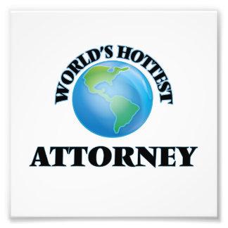 El abogado más caliente del mundo cojinete