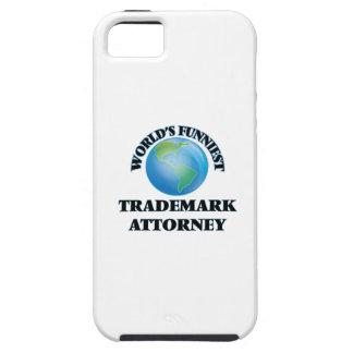 El abogado más divertido de la marca registrada iPhone 5 Case-Mate carcasas