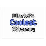 El abogado más fresco del mundo postales