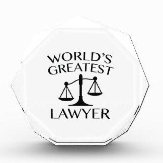 El abogado más grande del mundo
